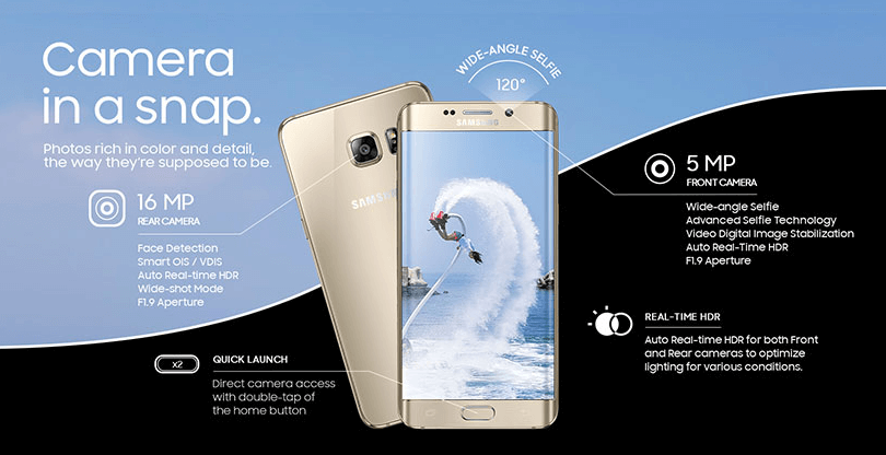 Samsung Galaxy S6 Edge Plus Hape Ku Murah